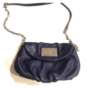 Marc Jacobs Classic Q Karlie Navy Crossbody bag